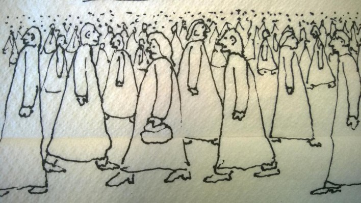 napkin-people