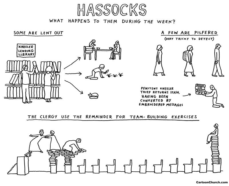 hassocks